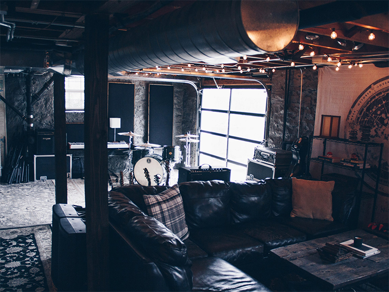 The Basement Space