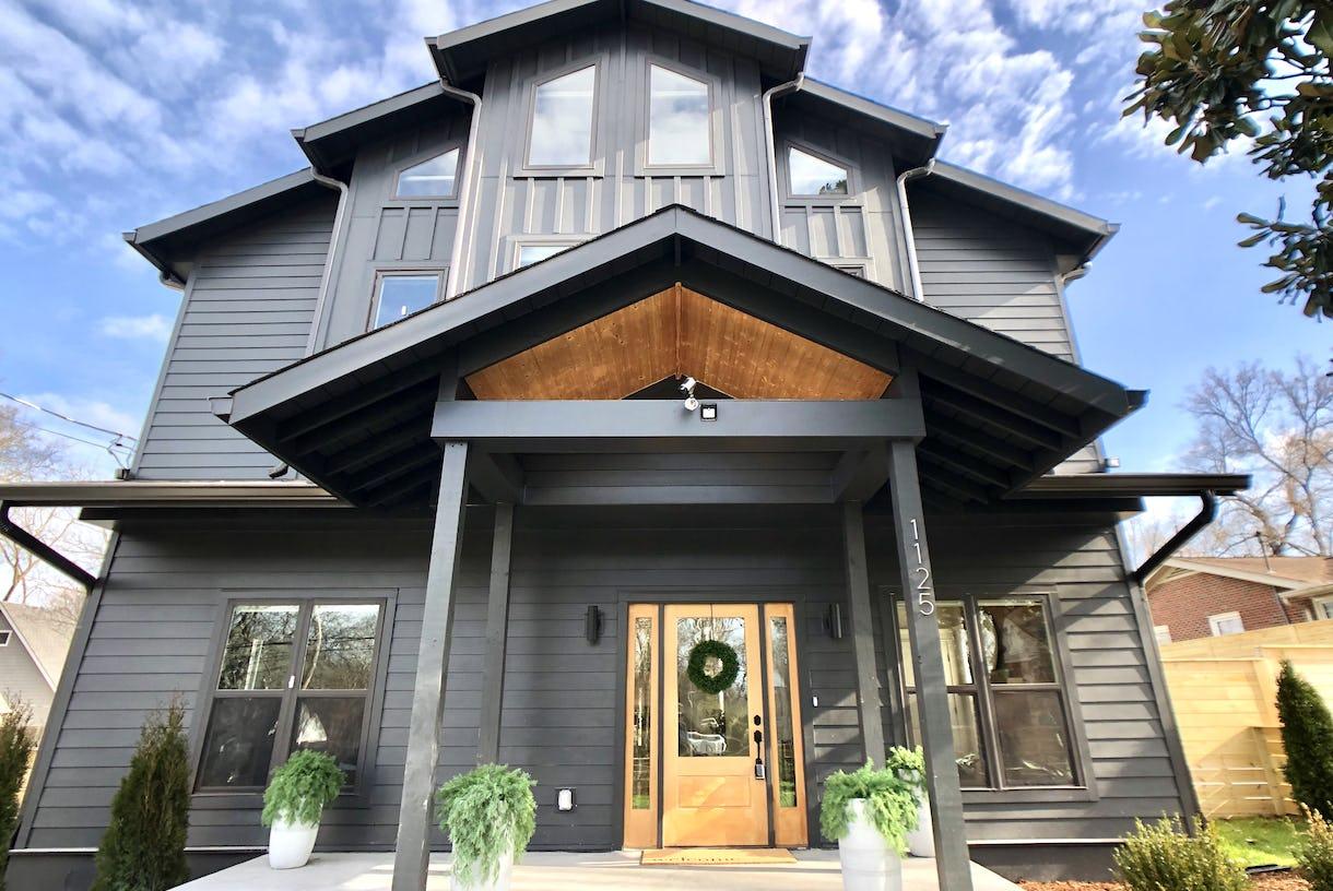 The Greenland Nashville: An East Nashville Retreat