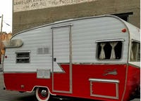 The Flying Ham: Camper and Tent Rentals, LLC