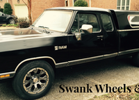 The Black Truck @ Historic Franklin