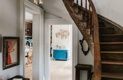 1220 Restored Historic Home in Germantown, Nashville
