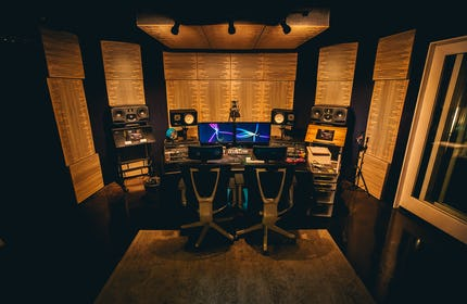 Helping Our Music Evolve (HOME) Recording Studio