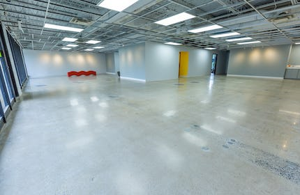 Large, Versatile Production and Event Space with Access to Courtyard - Plenty of parking!