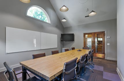 1212 Germantown Meeting Room for up to 14 - The Bowling Alley + Kitchen Access
