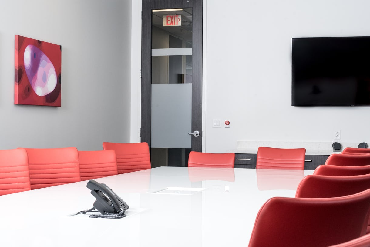 CityCentral Plano Legacy Executive Boardroom