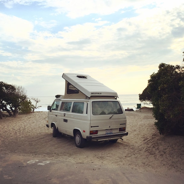 1986 VW Vanagon Westfalia
