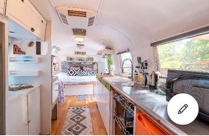Lovely Lucy 1970's Renovated Airstream