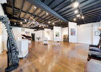 Popstart Gallery in East Nashville Popup Retail / Photos -Videos - Private Events