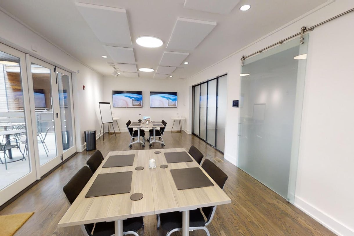 Fully-Equipped Virtual Meeting Space in Nashville