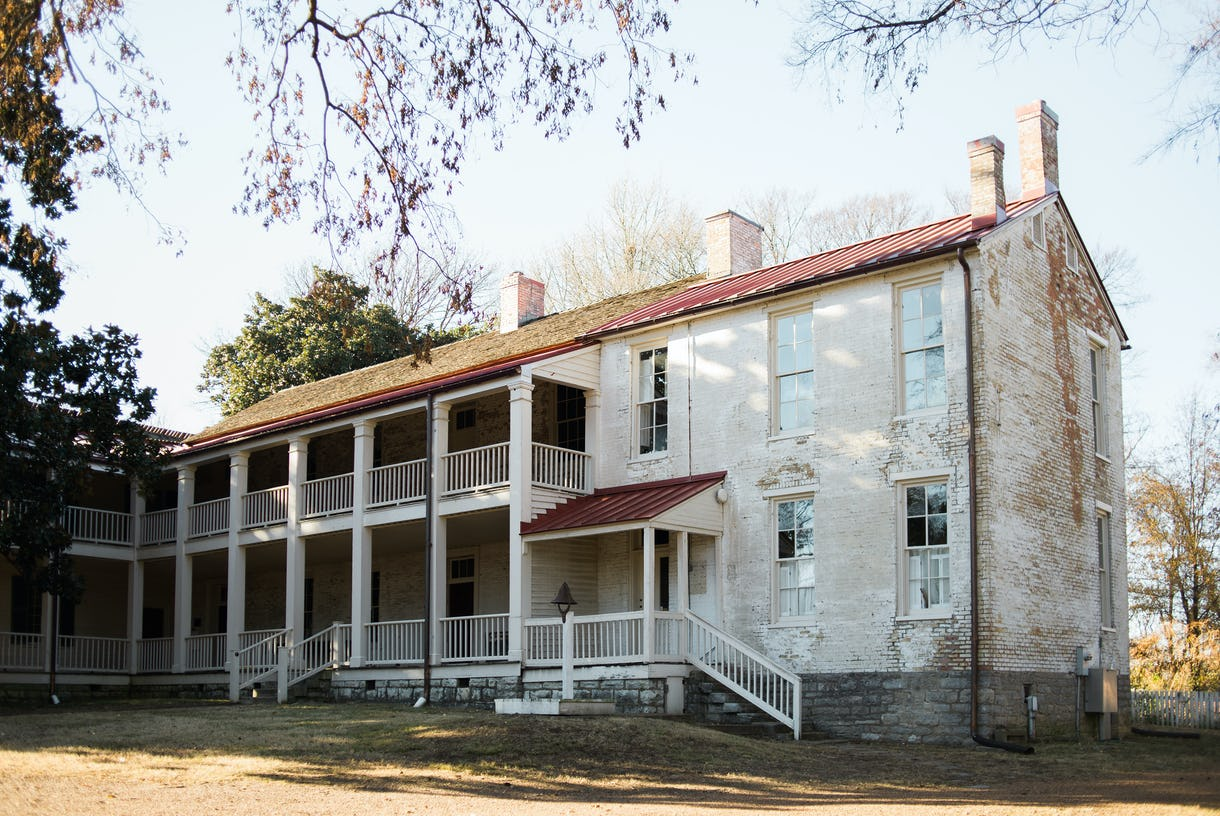 Historic Travellers Rest, historic house, grounds and modern event space