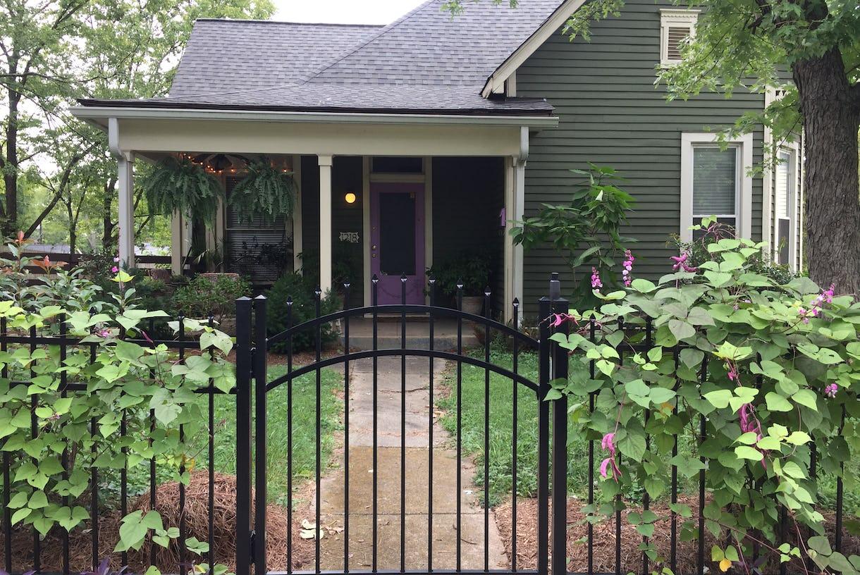 Designer East Nashville Victorian Cottage
