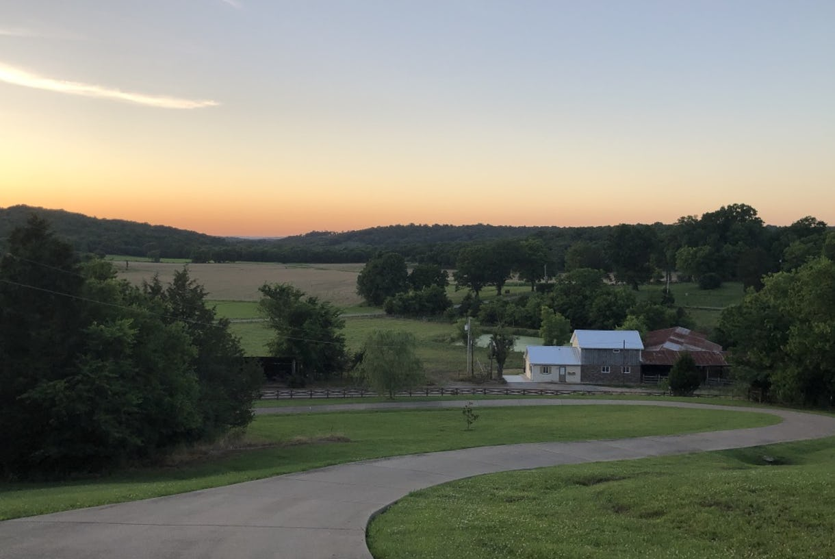 Renovated Dairy Barn on Pleasant Valley Farm
