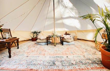 East Dallas Tent and Backyard - TheTentDudes