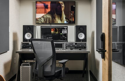 Gear Seven- Performance Video Editing Space