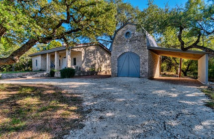 Hill Country Acreage with a Treetops Chalet