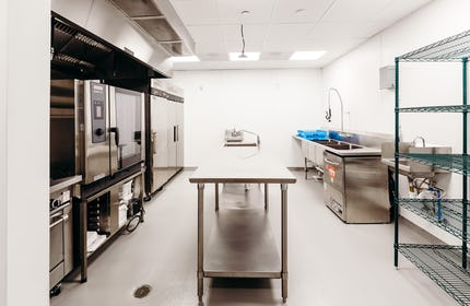 Eleven Willow - Commercial Kitchen