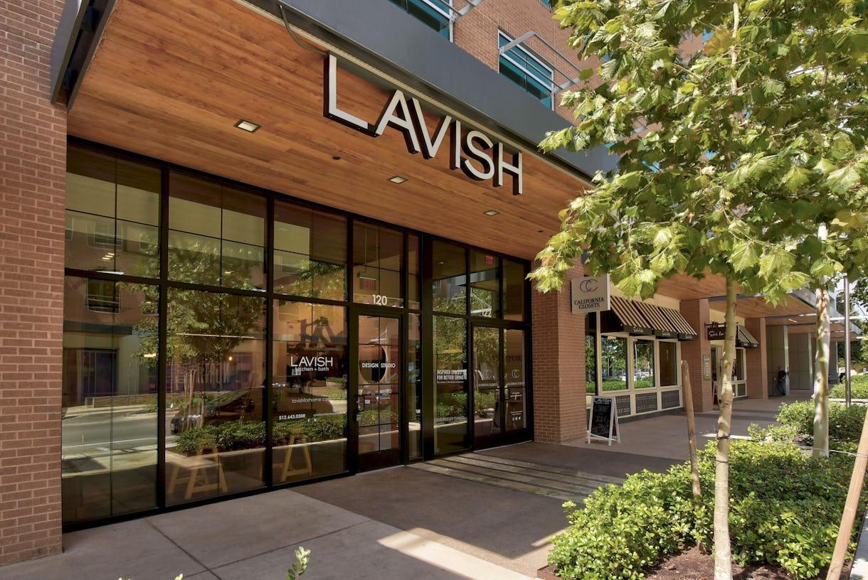 Lavish Kitchen + Bath