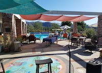 The Smiling Tiki - Beautiful outside space, patio and indoors, 30 min from Downtown San Diego