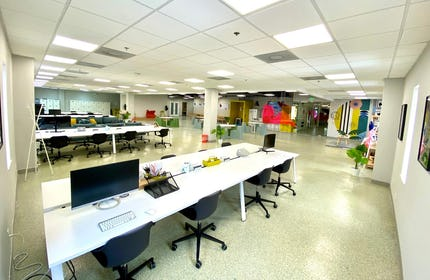 Downtown Miami Modern Office Space