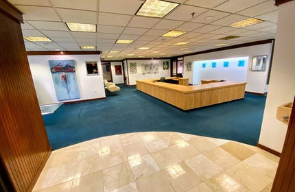 Downtown Miami Vintage Office Space
