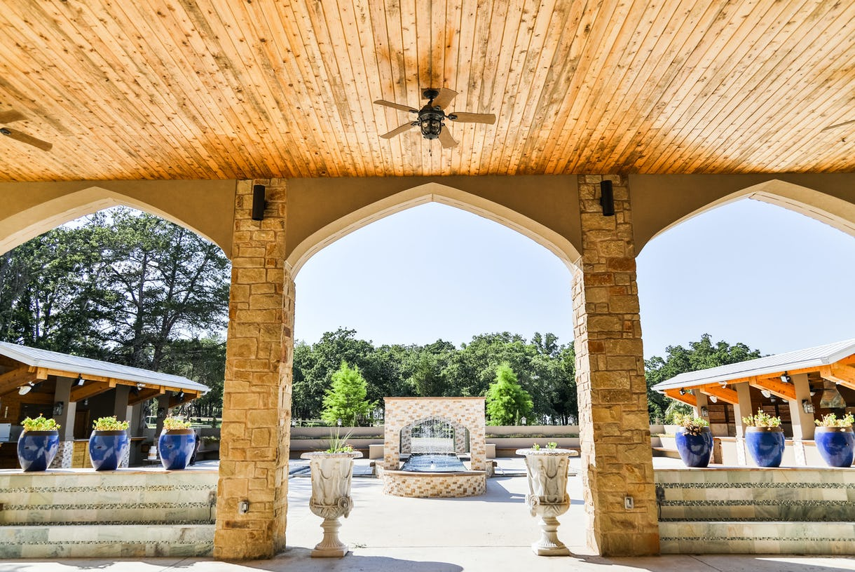 Chahar Bagh Formal Garden - lush, water features, gather space