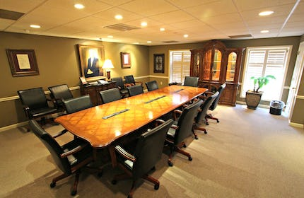 Professional Conference Room in Historic Downtown Columbia