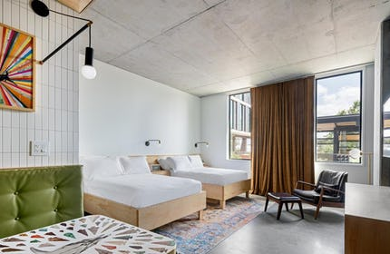 Hip Downtown Hotel
