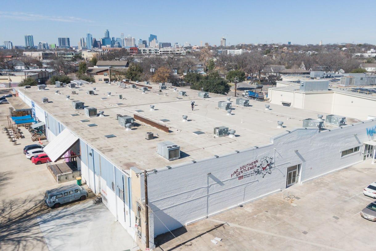East Austin Warehouse & Studio