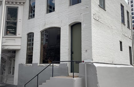 Downtown Studio Built in 1870 With Natural Light, Arched Windows, and Original Charm