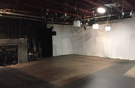 Stage B @ Mecury Studios, Irving, Texas
