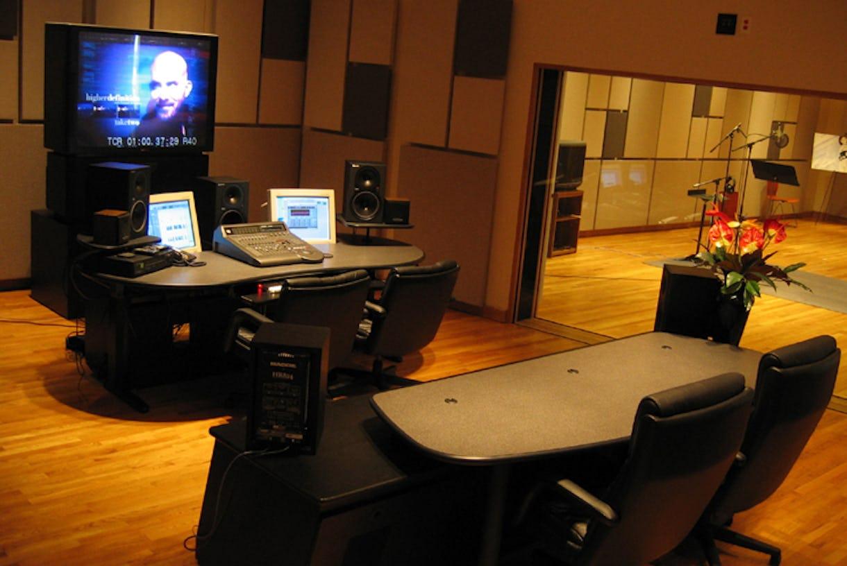 Cakemix Recording Studio is a Creative Boutique