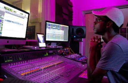 Premiere Recording Studio Downtown Dallas