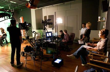 Large Professional Studio