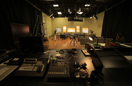 Large Professional Studio