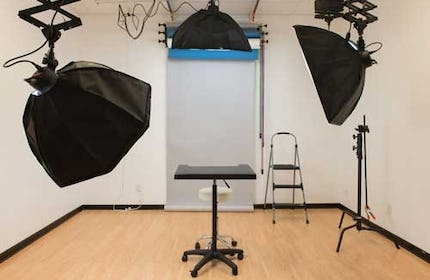 Headshots / Tabletop Studio at Camera Ready Studios
