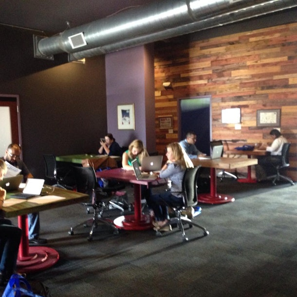 InDo Nashville - Creative Coworking Space in SoBro with Private Offices, Conference Rooms, Inspired Design