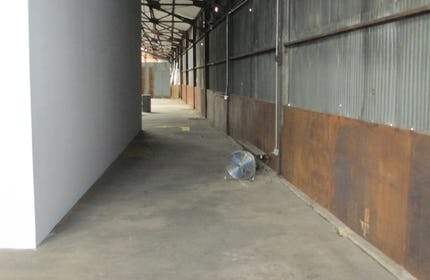 Raw warehouse space of historical significance  w 3 dock hi loading spaces