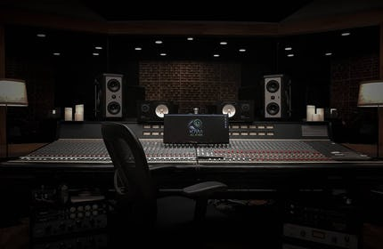 Kiwi Audio Recording Studio