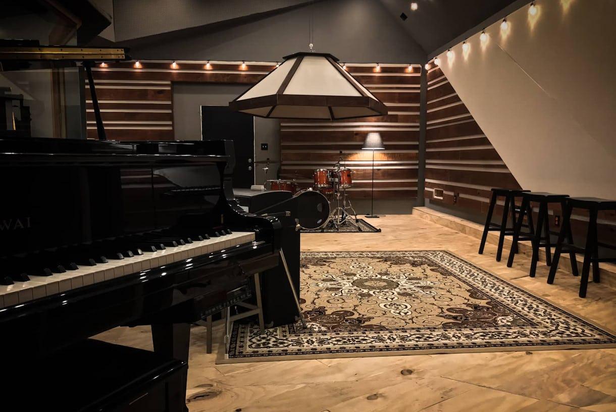 Kiwi Audio Recording Studio