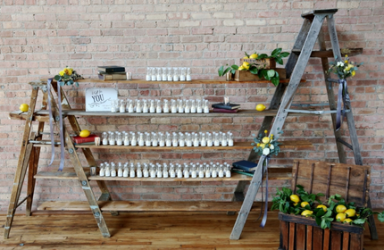 Charming loft event space on the prettiest tree-lined street in River North.