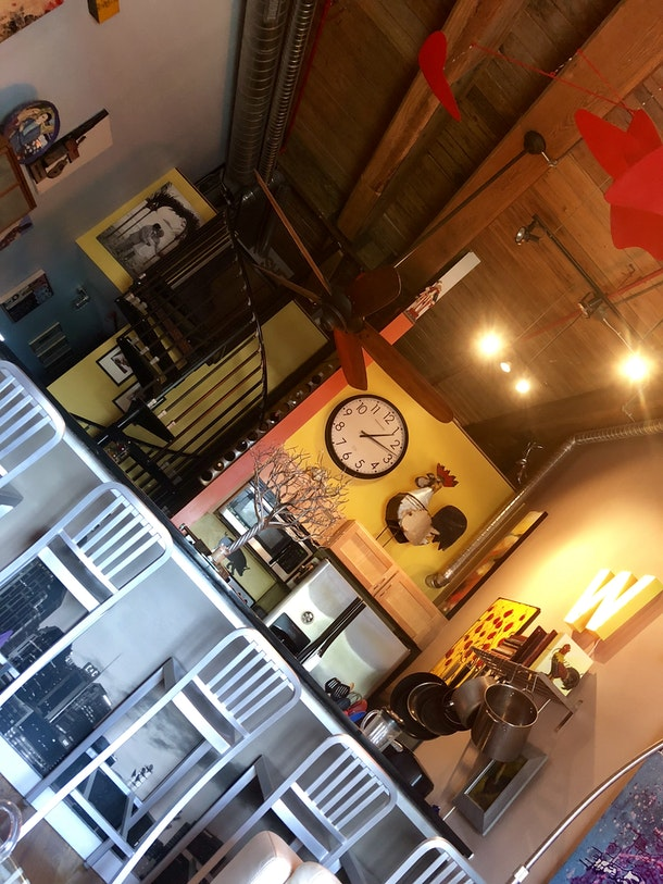 Industrial Historic Loft Space