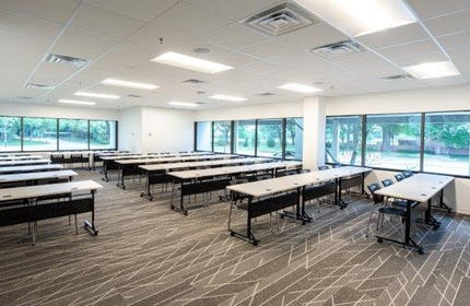 CityCentral Addison Professional Classroom 1