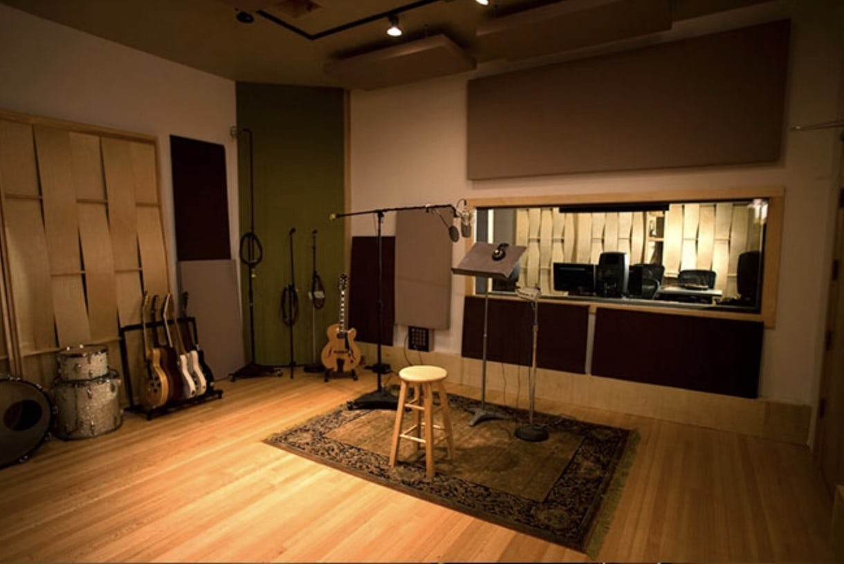Soar Creative - Recording Studio