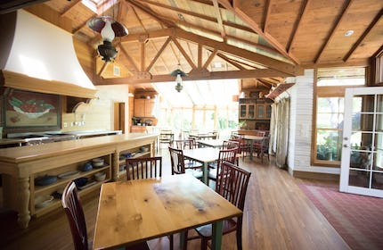 Cookhouse in the Heart of the Texas Hill Country