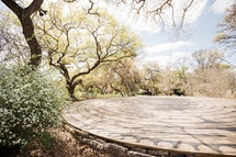 Gorgeous Labyrinth in Peaceful Hill Country