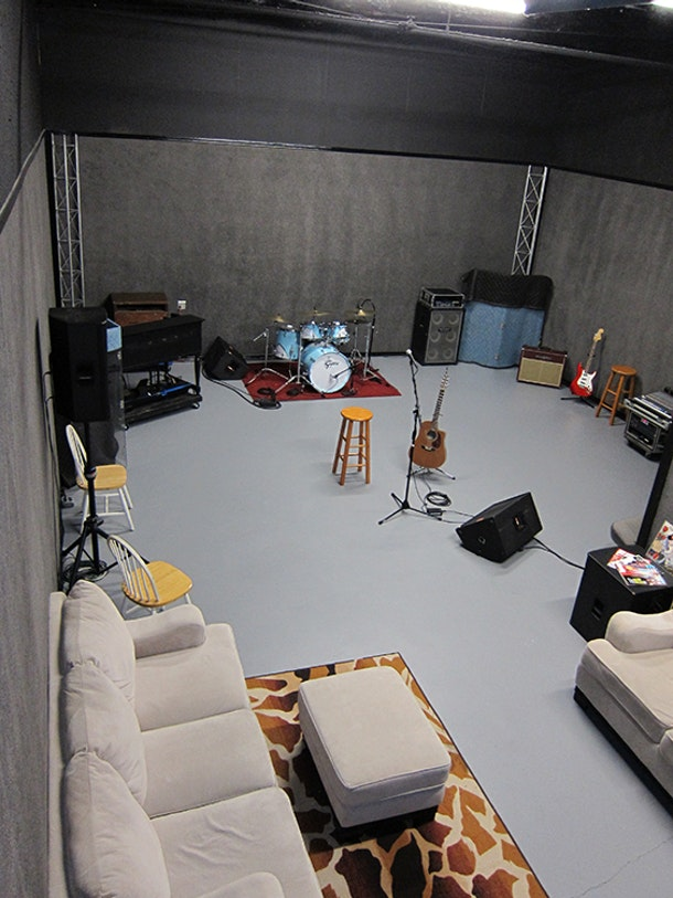 The Venue Rehearsal Space