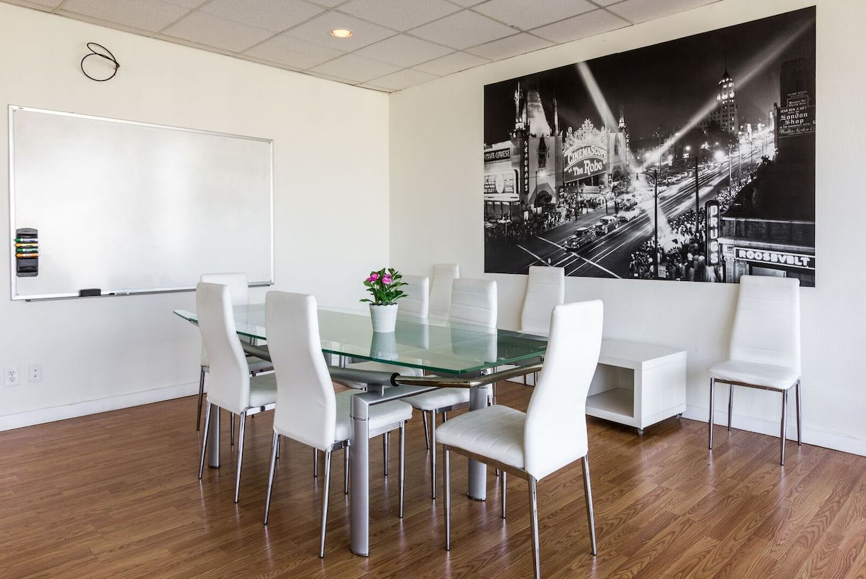 Conference Rooms/Lobbies