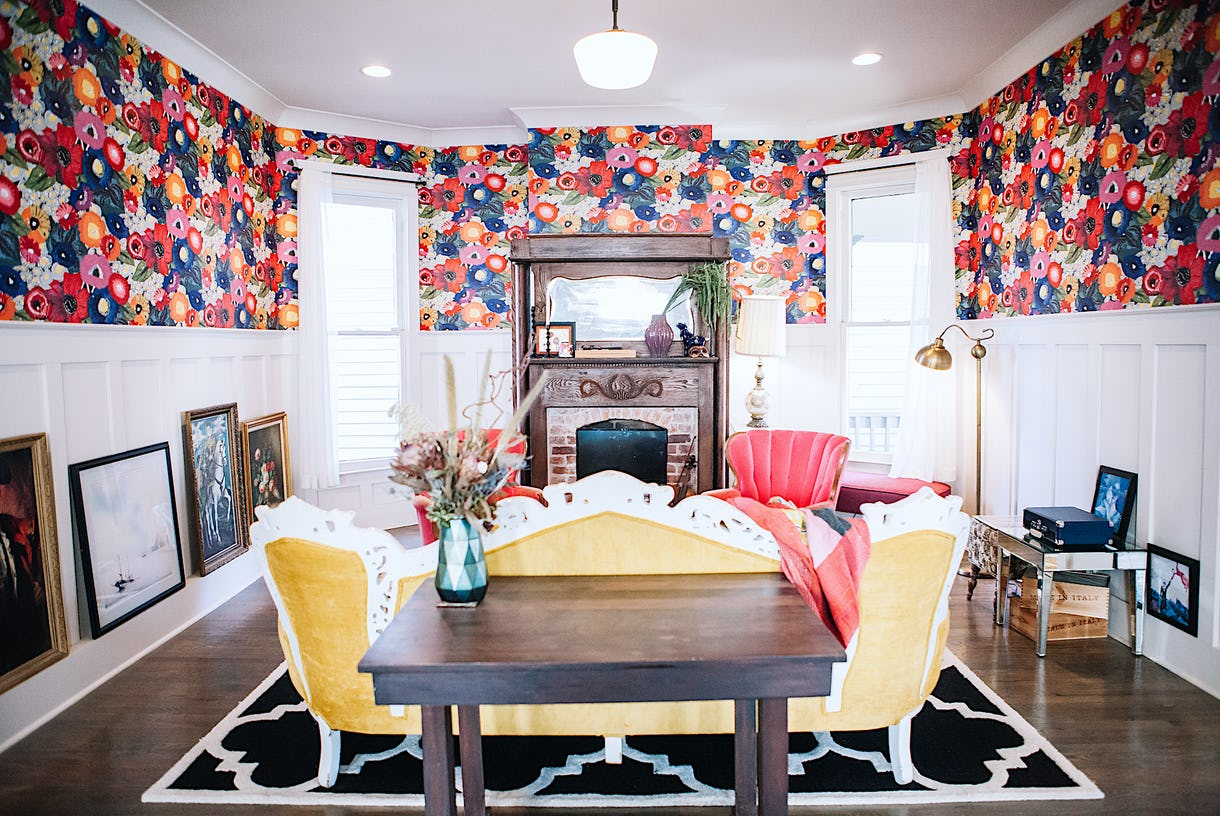 Lawrence House // Vibrant Victorian Home in 12 South // NYC Meets Nashville // Amazing Natural Light // Gorgeous Furnishings