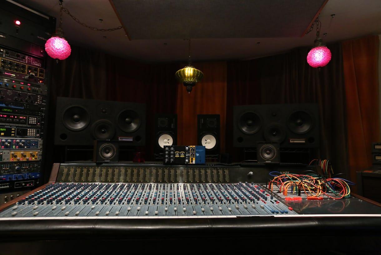 Bungalow 9 Recording