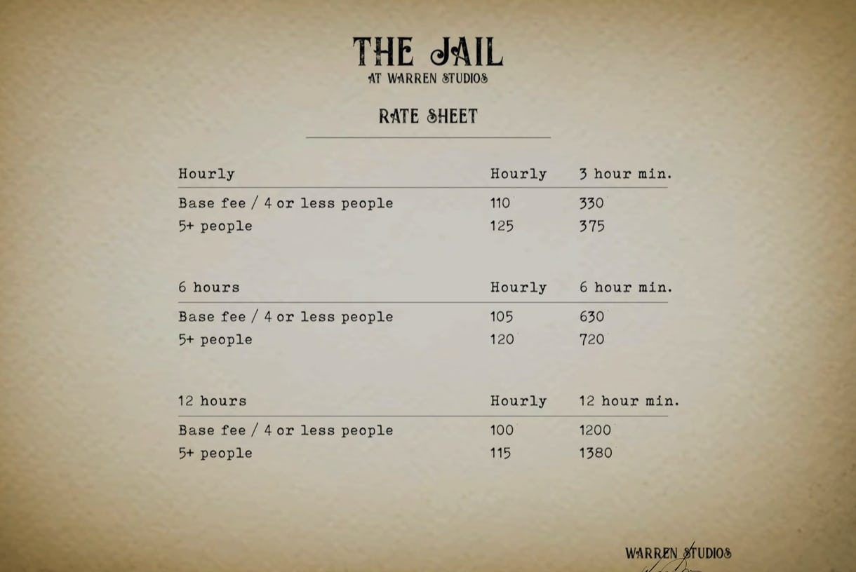 THE JAIL